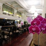 Section of hotel lobby - Saigon Majestic Hotel