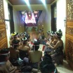 Wait to perform in Ardha Candra