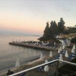 Beach early evening