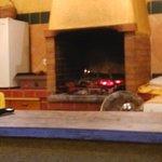 feu de bois pour toutes commandes de grillades