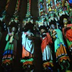 Gros plan sur les saints et le martyre