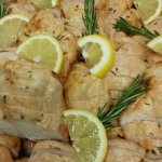 Rosemary chicken ..catering order anyone?