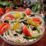 Famous Greek Salad