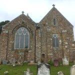 Rear view of Parish Church