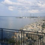 View from Riverwalk Landing