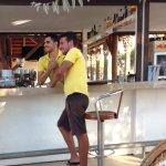 Bar and bar staff