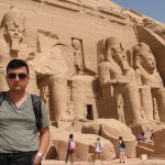 Abu Simbel; first wonder of the ancient world