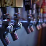 We have 18 different craft, local, and domestic beers on tap!