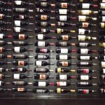 The Wall of Wine!