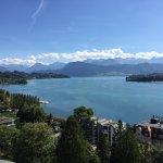 Foto di Art Deco Hotel Montana Luzern