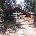 Foto de The Cabins of Horseshoe Hills Ranch