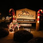 Christmas Time at Oceanside Village