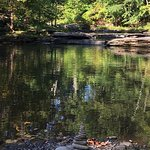 Woodstock Inn on the Millstream, Sawkill Creek