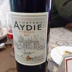 belle carte de vins de Madiran
