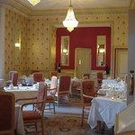 Tweed Dinning room.