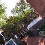 Beautifully private/enclosed courtyard patio