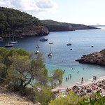 Photo de Playa Cala Salada
