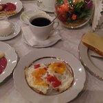 Завтрак (включен в проживание)