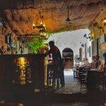 Blick in Bar