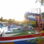 childrens water slides