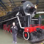Steam Engine - Size Perspective