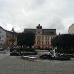 Hotel Blauer Engel Foto