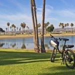 Mission Bay Bike Tour's Fiesta Island