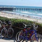 Mission Bay Bike Tour's Crystal Pier