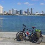 Coronado Bike Tour Viewing Coronado Ferry