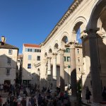 Photo of Diocletian's Palace
