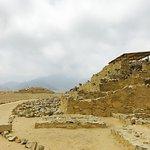 Caral ruins