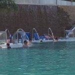 piscinas con chorros de aguas y jacussi