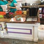 Foto de Funky art cafe