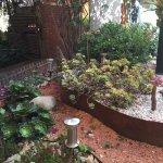 jardines interiores en Centro Comercial, ambiente grato