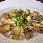 Varios platos del Almiketxu