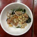 Special beef pork noodle