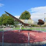 Grangemouth Spitfire Memorial
