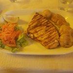 Swordfish, very tasty