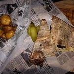 Ribeye Sandwich.
