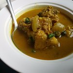 Chicken curry - The Emporia at Chatrium - Traditional Mayanmar dish
