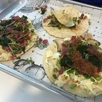 The mushroom tacos