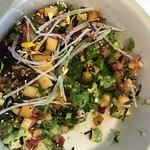 The indescribable guacamole