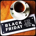 Black Coffee Fridays!