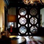 The decadent lobby