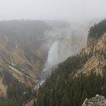 Upper falls. Beautiful scenery.