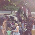 Bazar de la parte de abajo de Gobalowka, Zakopane