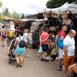 Bazar de la parte de arriba de Gobalowka, Zakopane