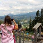Vistas desde Gobalowka,Zakopane