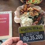 Photo de Warung Murah