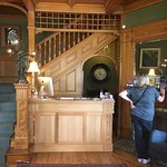 Check in at the Hillhurst Inn